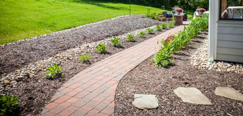 Complete Care Landscaping Clean Weeding